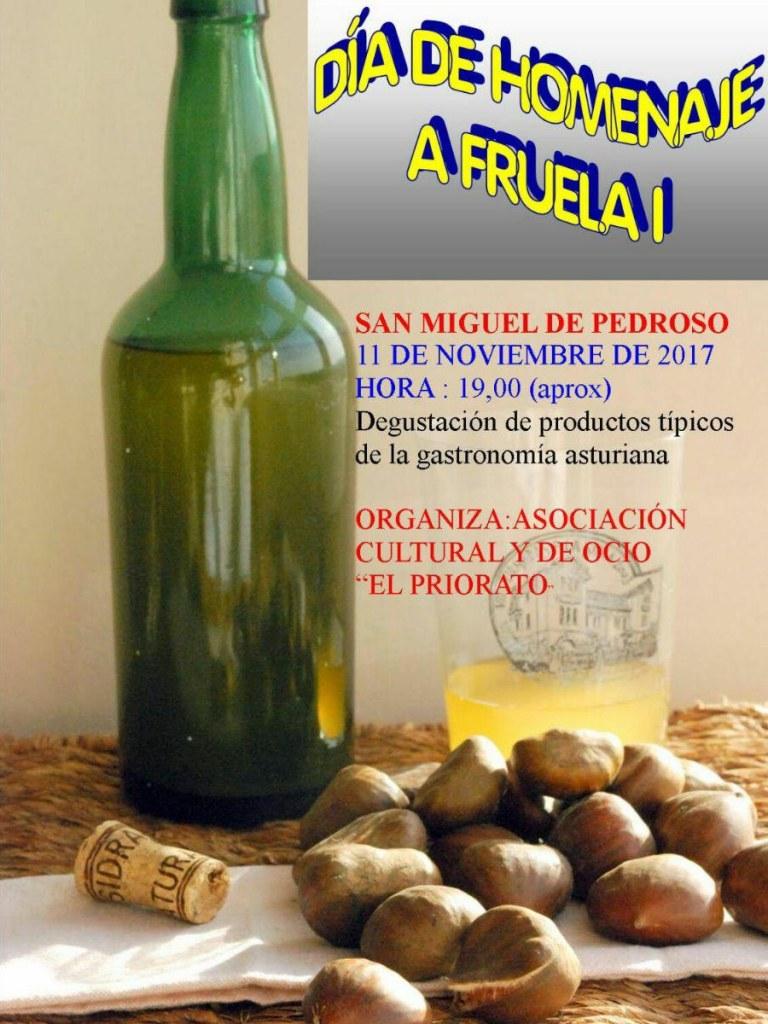 Día de homenaje a Fruela I en San Miguel de Pedroso (Burgos)