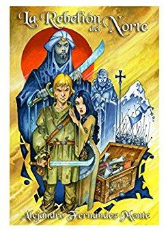 La rebelión del norte: la historia de Alverad Book Cover