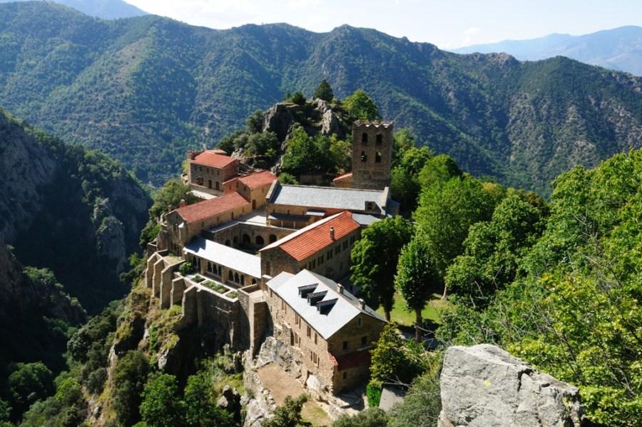 Monasterio de San Martín de Canigó
