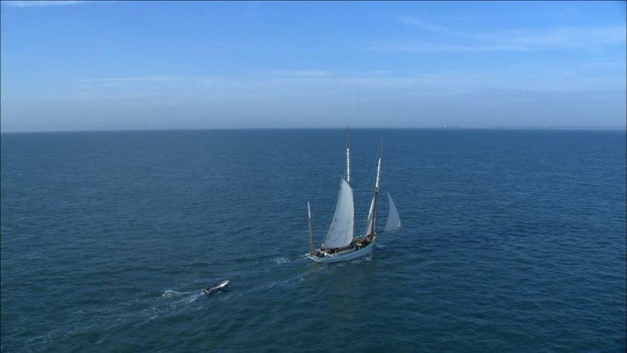 Atlántico en vela