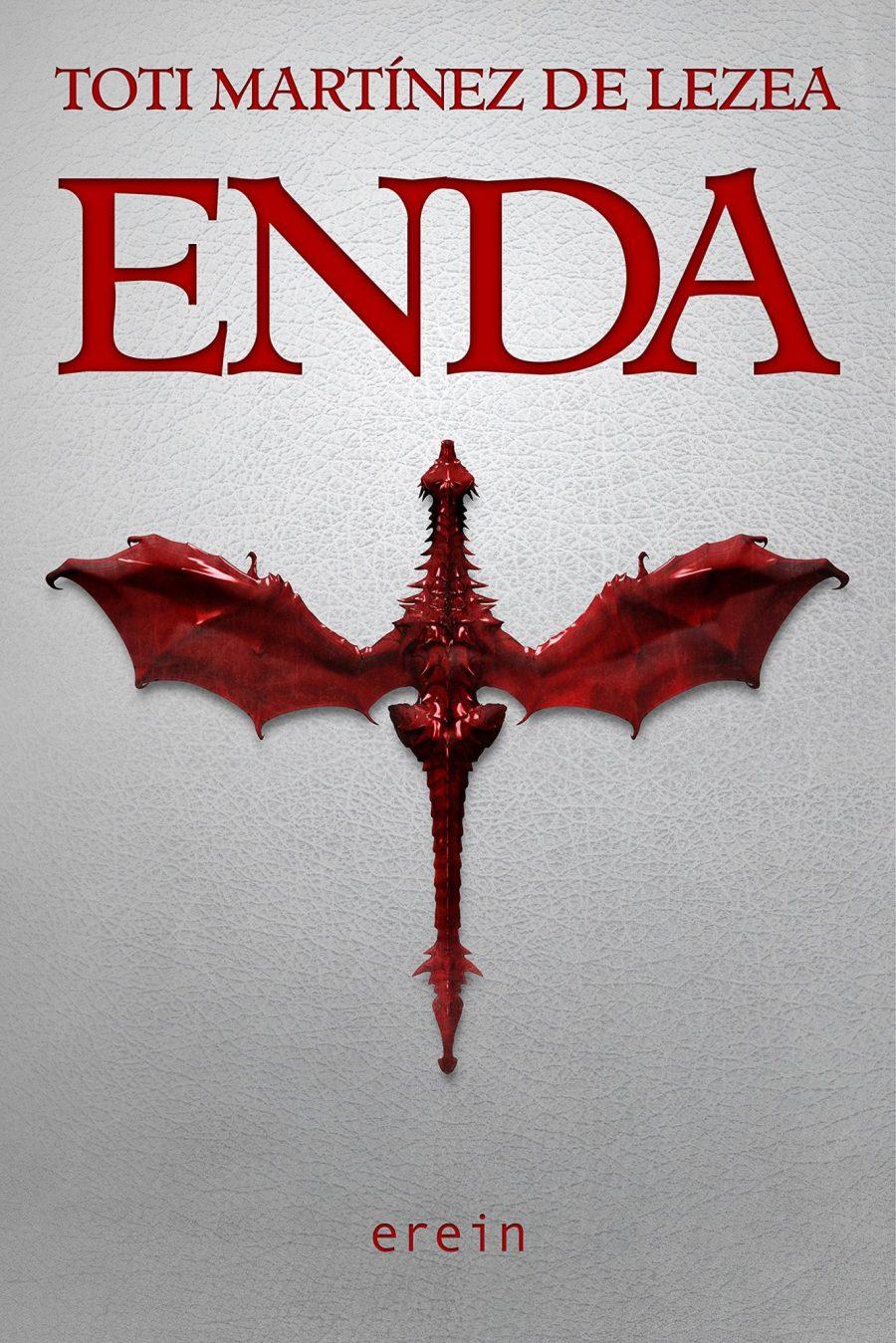Enda Book Cover