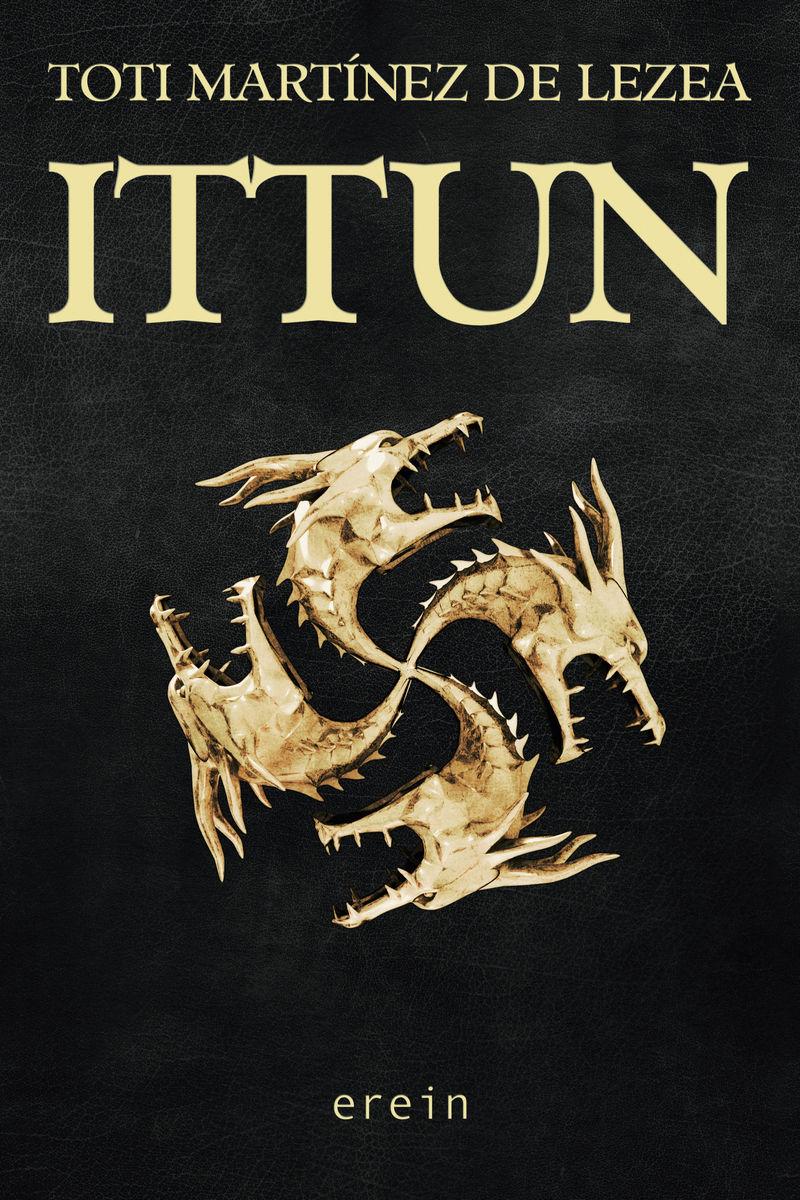 Ittun Book Cover