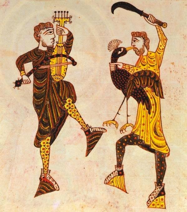 uglares del Beato de Silos (1109)