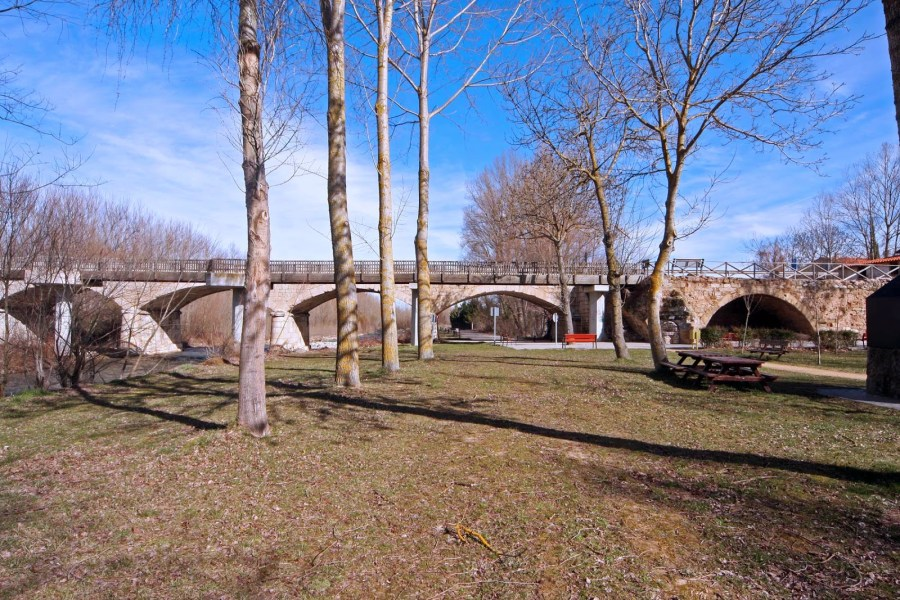 Puente Canto de Belorado (Burgos)