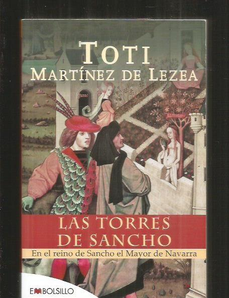 Las torres de Sancho Book Cover