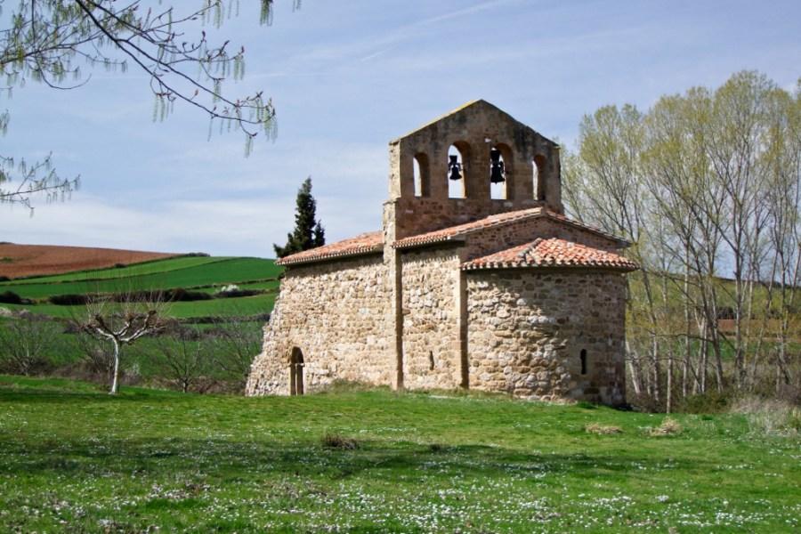 Ermita de Santa Fe de Palazuelos de Albelda de Iregua