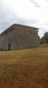 Lado sur ermita San Juan Barbadillo