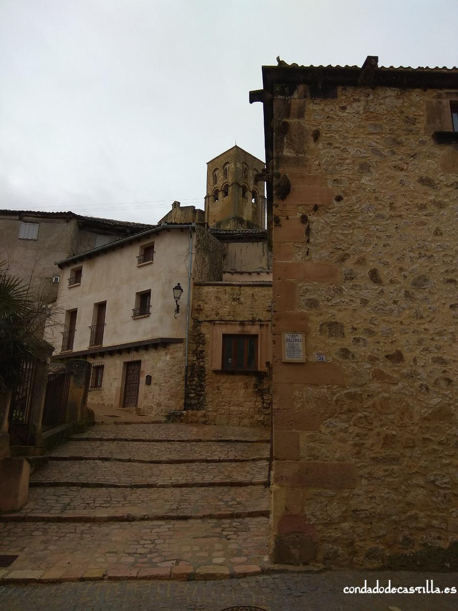 Torre de la Casa del Moro en Sepúlveda
