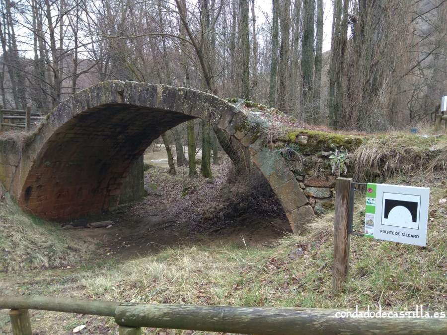 Puente de Talcano (Sepúlveda)