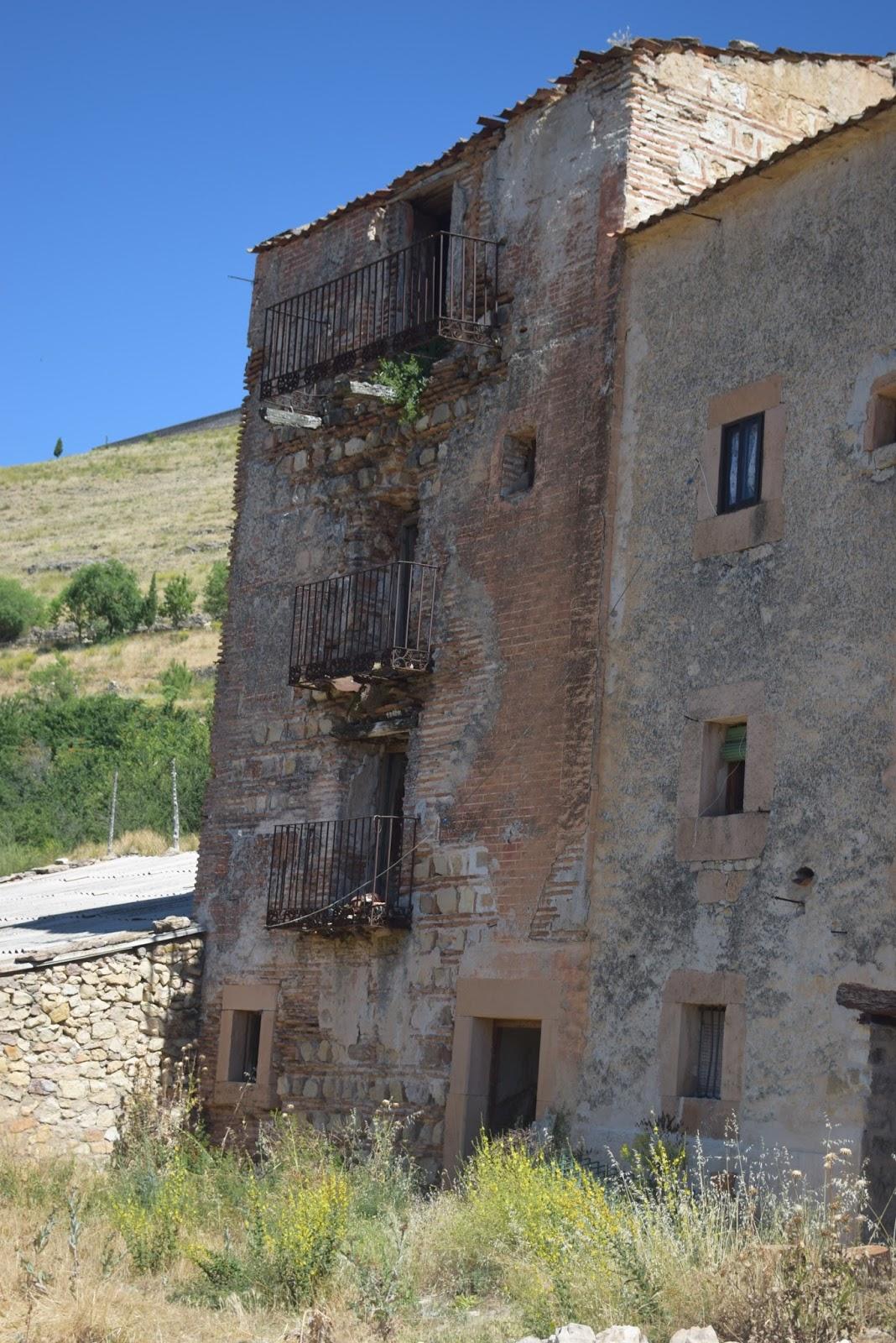Torre de San Andrés en Sepúlveda