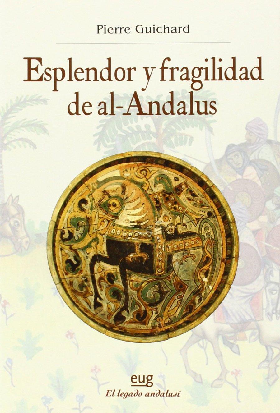 Esplendor y fragilidad de al-Andalus Book Cover