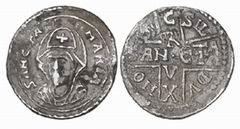 Moneda de Guillermo I de Besalú