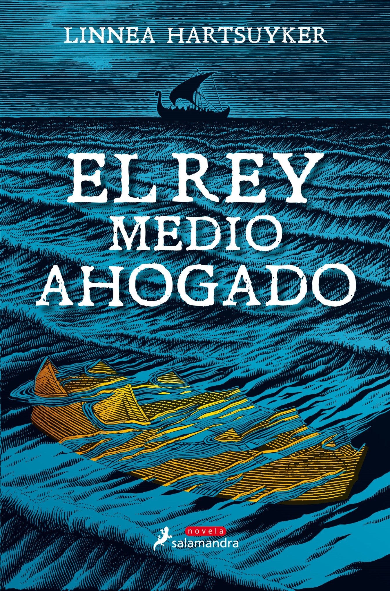 El Rey Medio Ahogado Book Cover