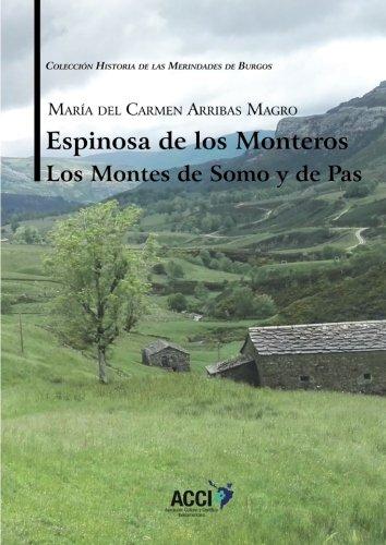 Espinosa de los Monteros Los Montes de Somo y de Pas Book Cover