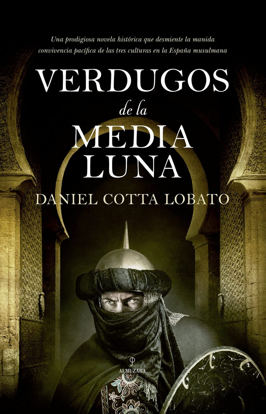 Verdugos de la media luna Book Cover