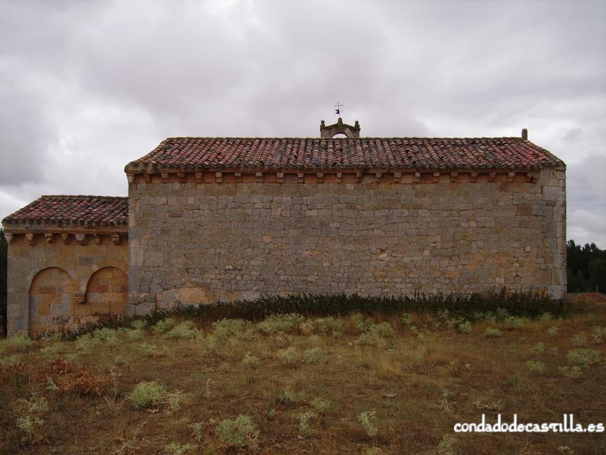 Lienzo norte de la Ermita del Santo Cristo