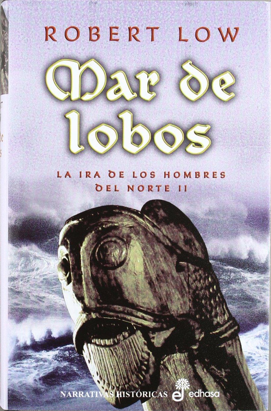 Mar de lobos Book Cover