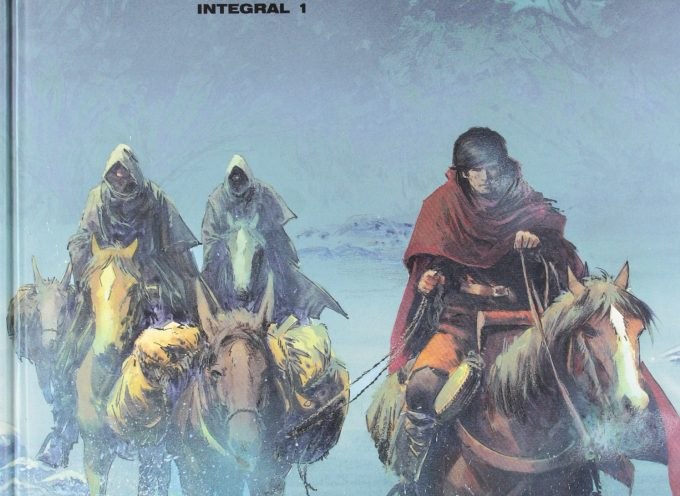 Ramiro. Integral 1 – Cómic