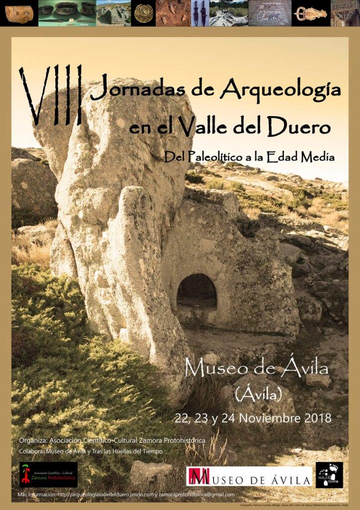 VIII jornadas de Arqueología del Valle del Duero