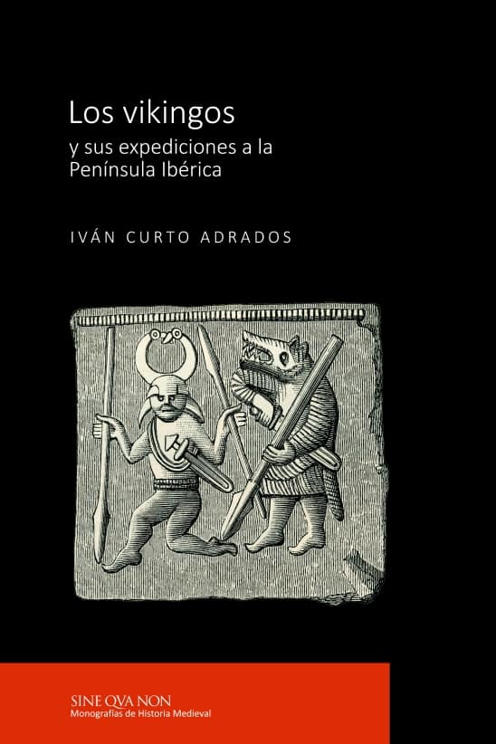 Los vikingos y sus expediciones a la Península Ibérica Book Cover