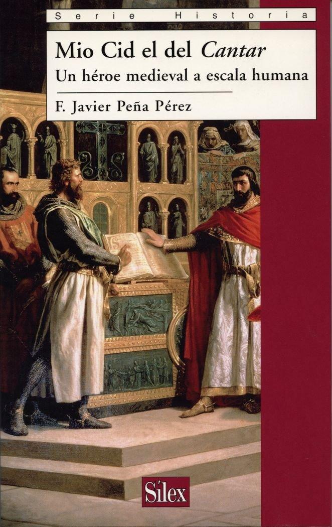 """Mio Cid el del """"Cantar"""" Book Cover"""