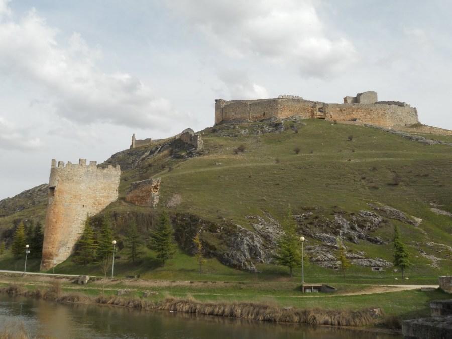Castillo de Osma y Torre del Agua