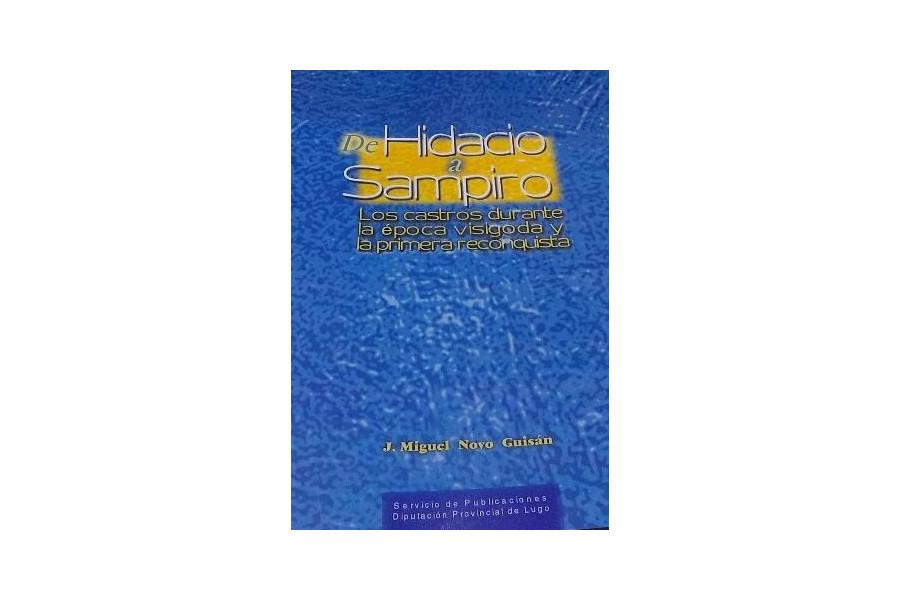 De Hidacio a Sampiro, los castros durante la época visigoda y la primera reconquista Book Cover
