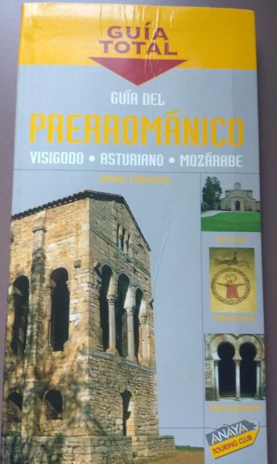 Guía del prerrománico en España Book Cover