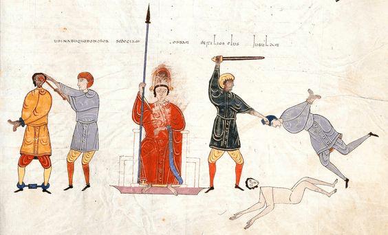 Beato de Facundo, f. 269, año 1047