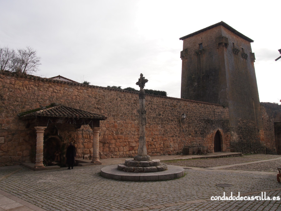 Torreón de Covarrubias