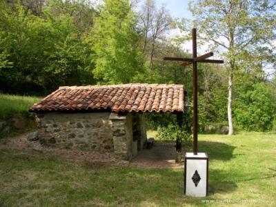Ermita de Sebrango (Cantabria)