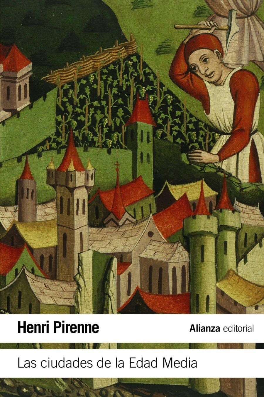 Las ciudades de la Edad Media Book Cover