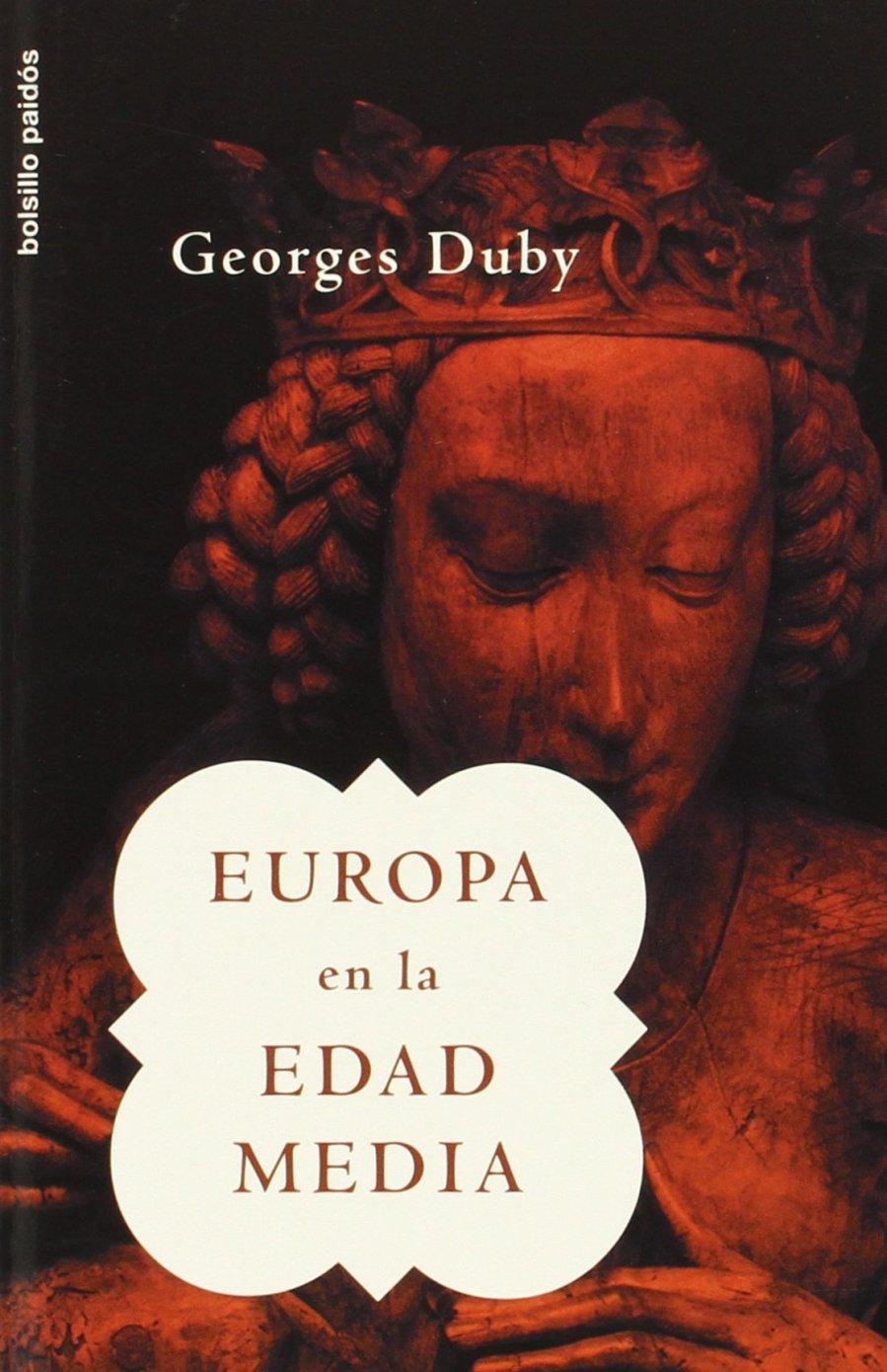 Europa en la Edad Media Book Cover