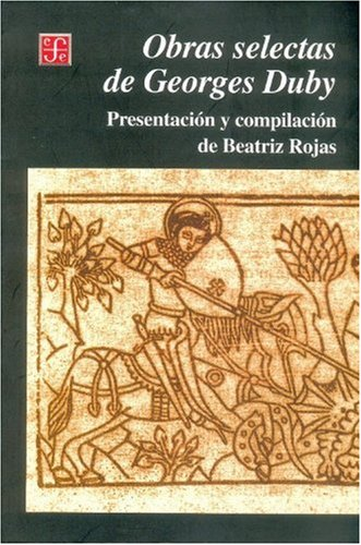 Obras selectas de Georges Duby Book Cover