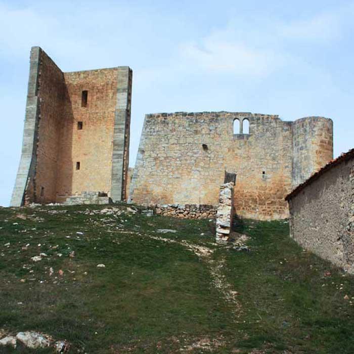 Castillo de Alcoba de la Torre (Soria)