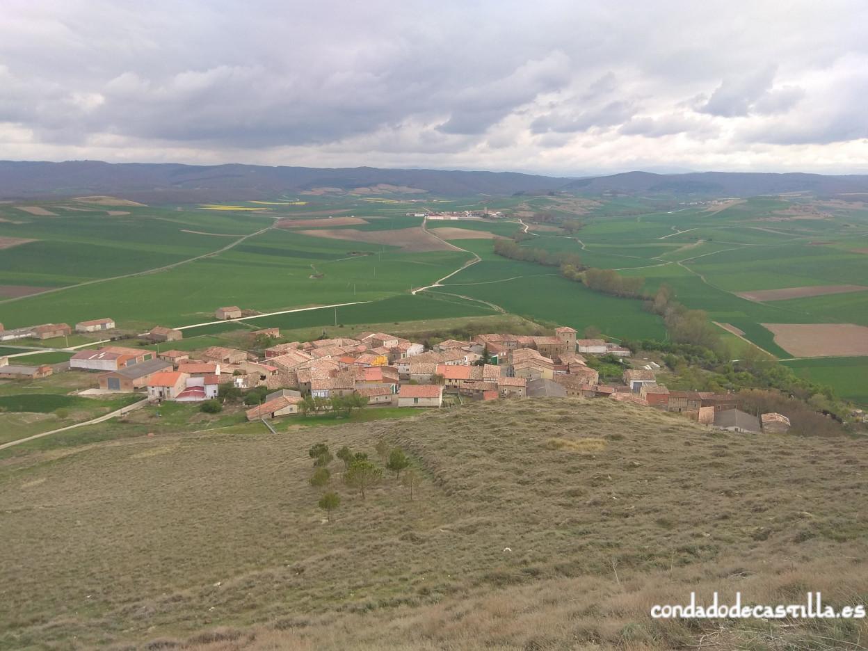 Ibrillos desde el cerro del Castillo
