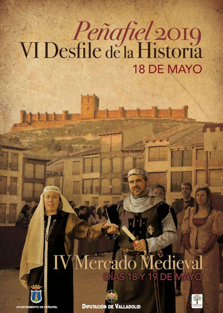 VI Desfile Historia Peñafiel