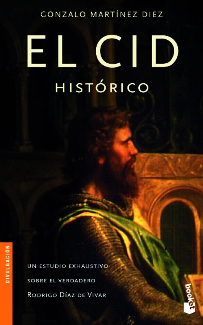 El Cid histórico Book Cover