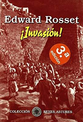 ¡Invasión! Book Cover
