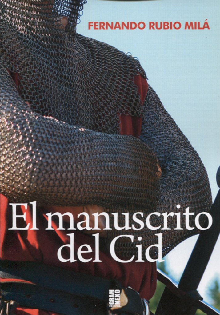 El manuscrito del Cid Book Cover
