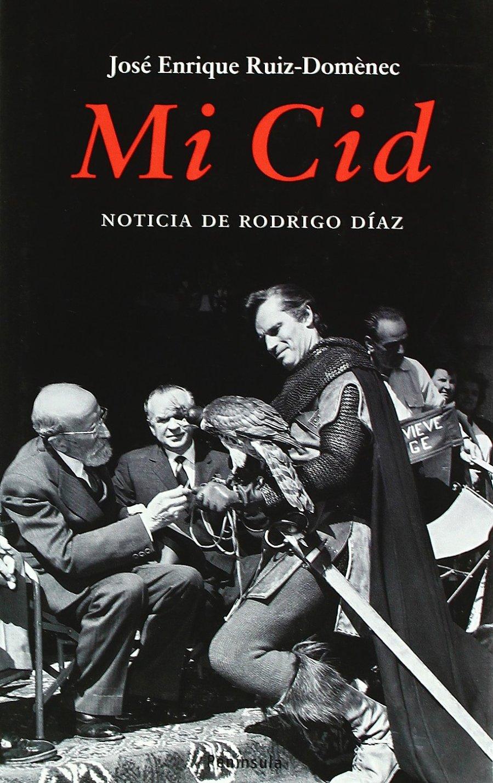 Mi Cid Book Cover