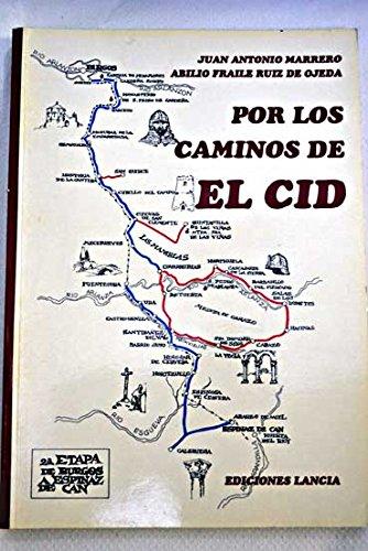 Por los caminos de El Cid Book Cover