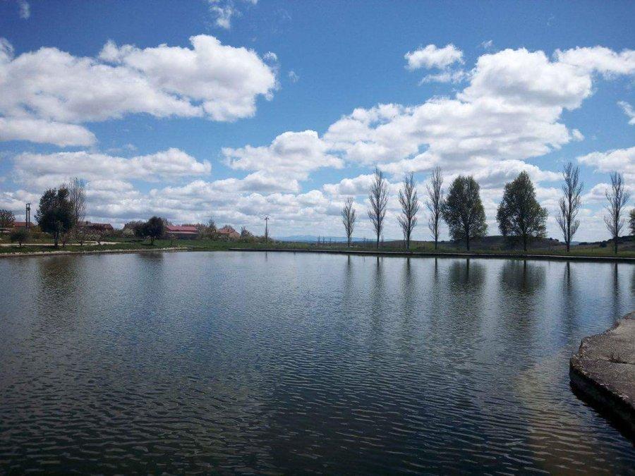 Laguna de las Brujas en Cernégula