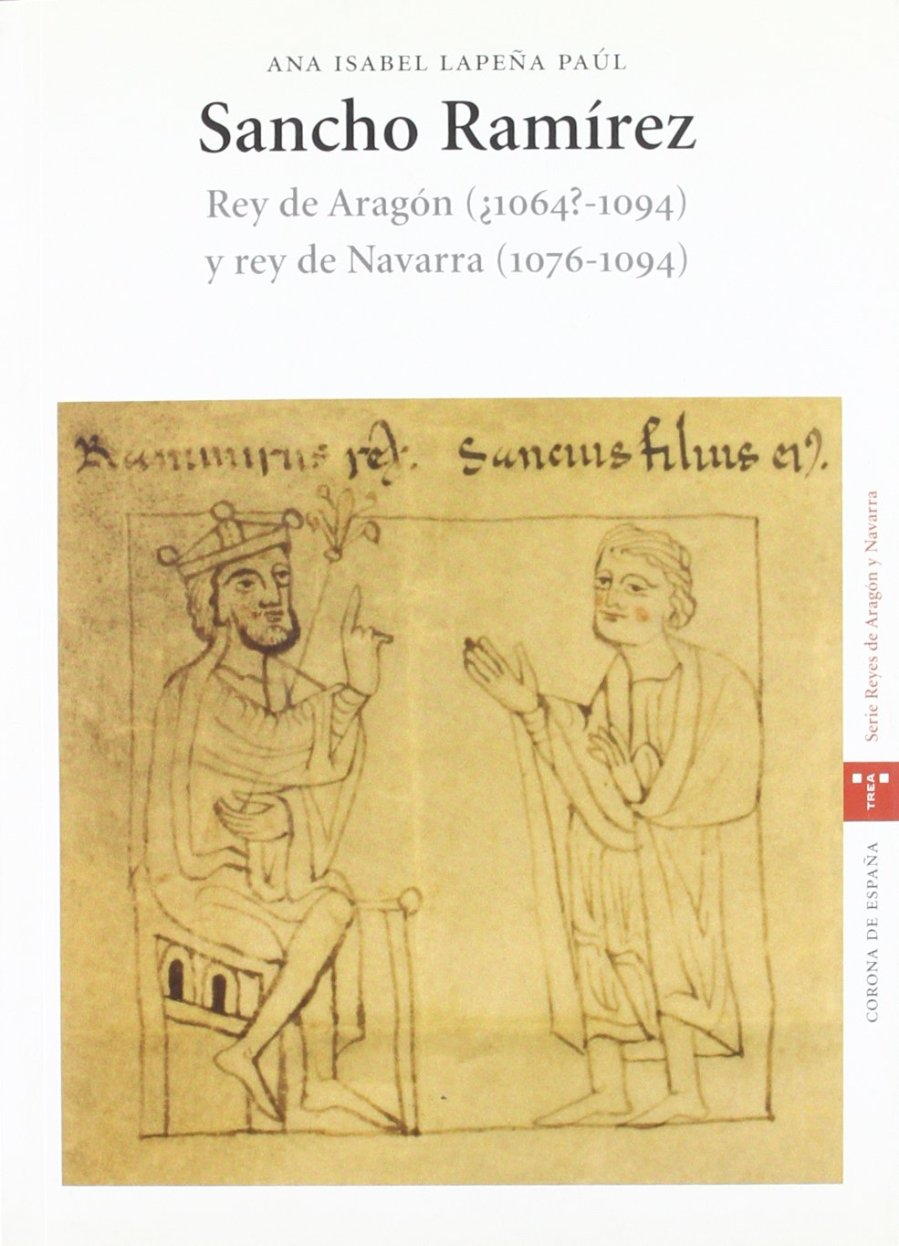 Sancho Ramírez Book Cover