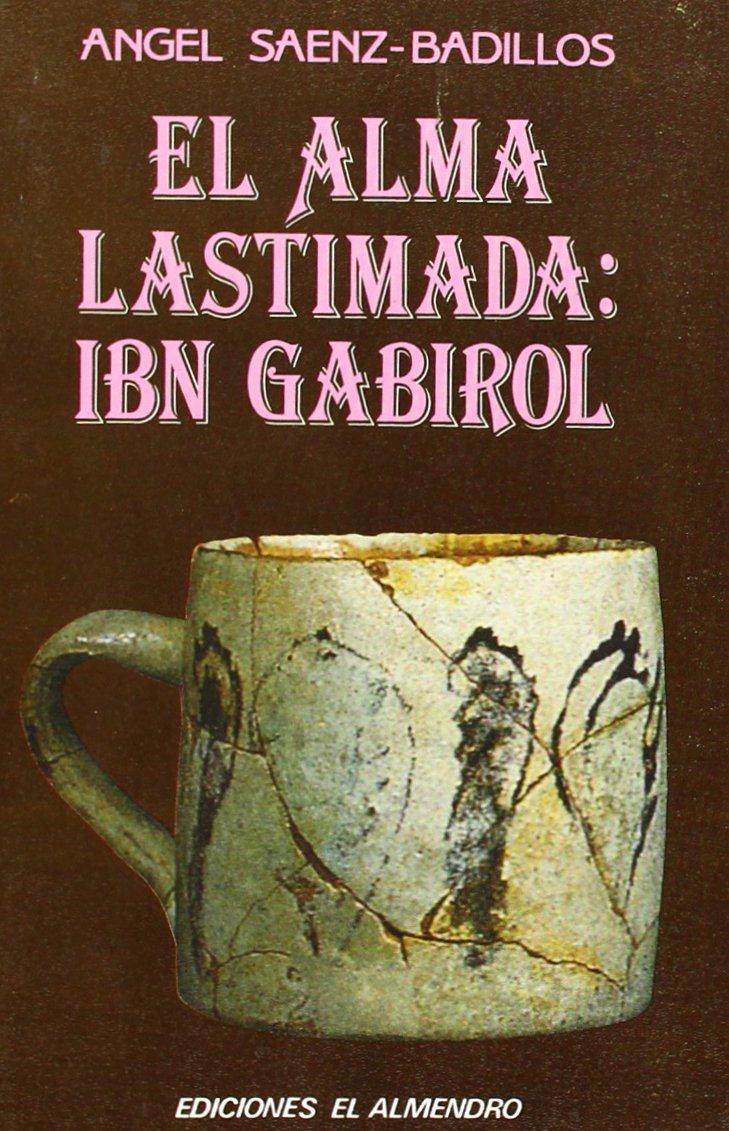 El alma castigada de Ibn Gabirol Book Cover