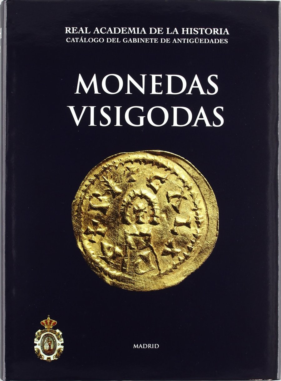 Monedas visigodas Book Cover