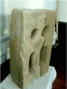 Venta prerrománica de Santa María de Soscaño.