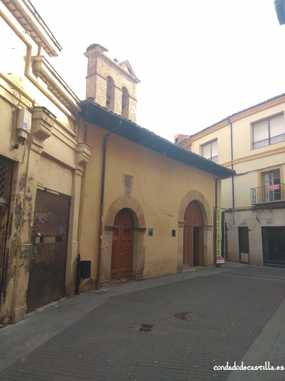 Iglesia de San Salvador de Palat del Rey en León