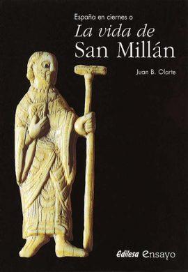 España en ciernes o La Vida de San Millán Book Cover