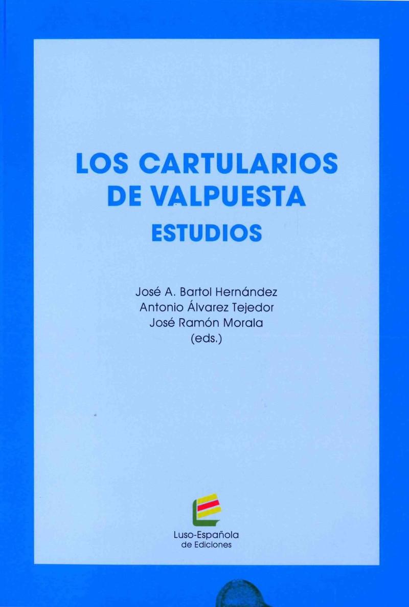 Los cartularios de Valpuesta Book Cover
